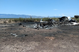 Private jet leaving Las Vegas crashes in Mexico, killing all 13 people aboard, authorities say