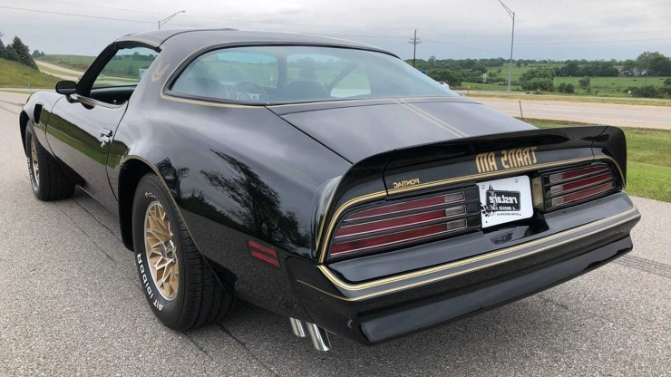 Values Continue To Soar Smokey And The Bandit Trans Am Values Go?