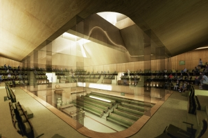 First Designs For New Temporary House Of Commons Chamber Revealed
