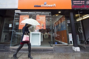 Freedom Mobile hit by data breach, company says up to 15,000 customers affected