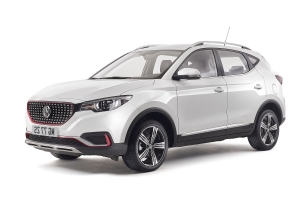 MG ZS Limited Edition announced
