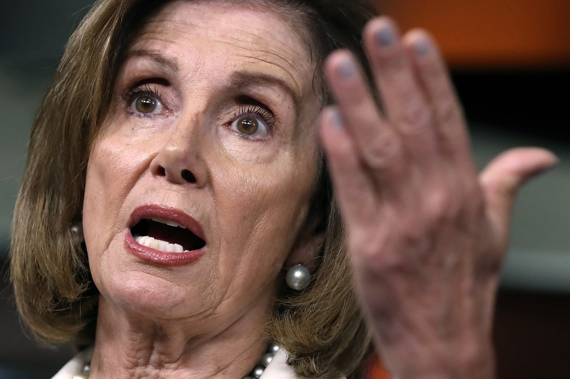 Pelosi Issues Impeachment Warning as White House Escalates Fight