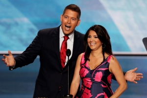 Sean Duffy and Rachel Campos-Duffy, 47, Expecting Ninth Child: 'Don't Tell Us We're Crazy'