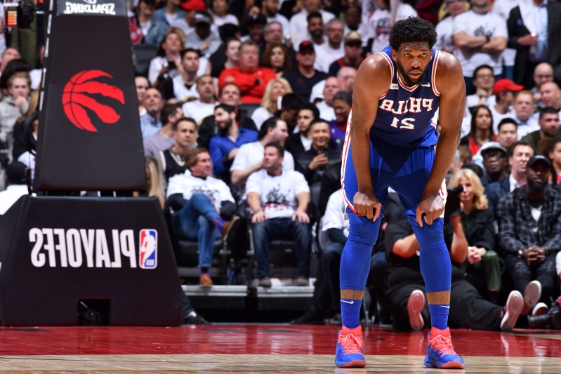 d7f573ddcac6 Shaq and Charles Barkley crushed Joel Embiid over excuses during brutal loss