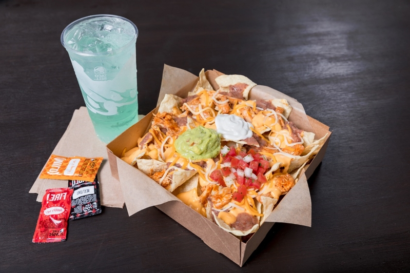 Taco Bell is selling nachos, and you don't have to pay extra for guac