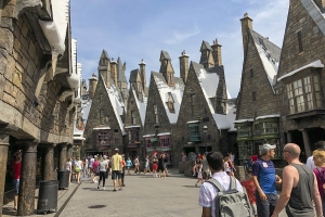 Things You Need to Know About Hagrid's Newest Harry Potter Ride at Universal Studios