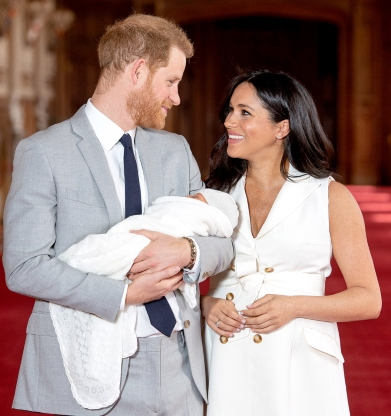Are George and Amal Clooney Royal Baby Archie's Godparents? He Says …
