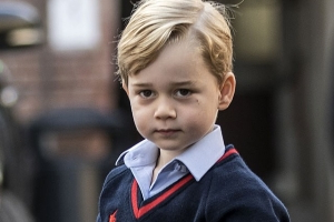 Did Harry and Meghan steal Prince George's nickname?