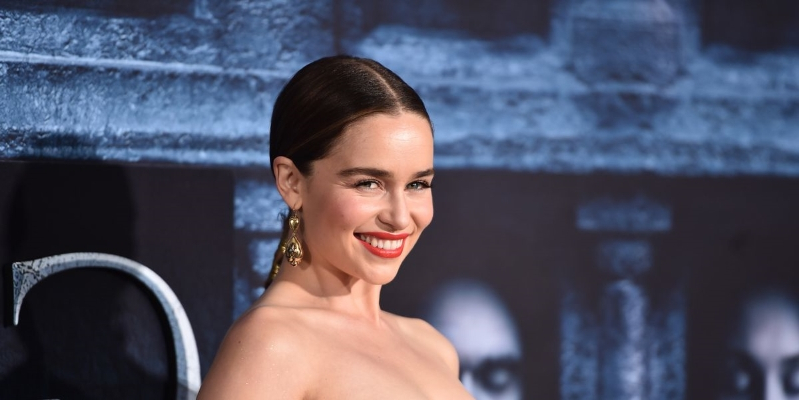 Emilia Clarke Had the Best Response to That 'Game of Thrones' Starbucks Cup