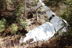 Fatal northern B.C. plane crash happened 3 hours into mapping flight, says TSB