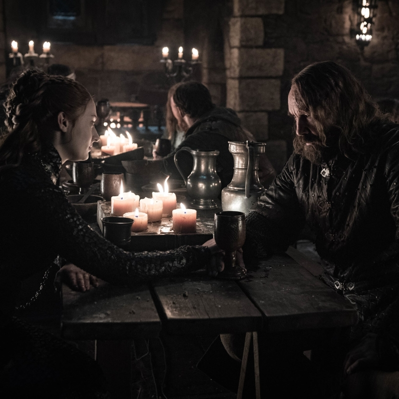 Game of Thrones: The Story Behind the Hound's