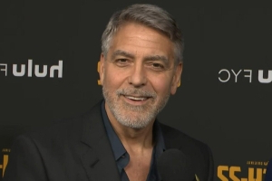 George Clooney Jokes It 'Kind of Hurts' That the Royal Baby Wasn't Named After Him (Exclusive)