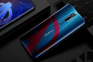 Oppo's Avengers: Endgame Phone Is A Marvel Fan's Dream
