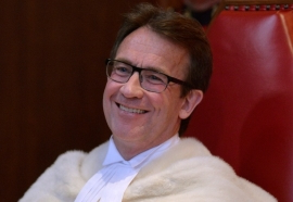 Ottawa Police issue bulletin for missing Supreme Court Justice Clément Gascon