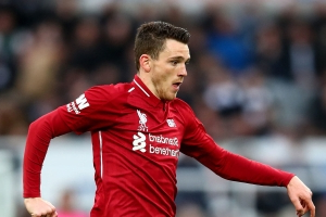 Robertson set to be fit for Champions League final
