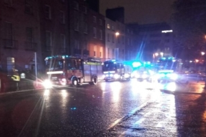 Ireland: Motorists lucky to escape injury in horrific four-car pile