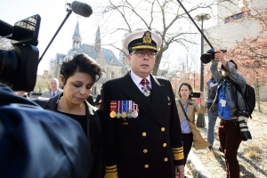 GoFundMe campaign for Vice-Admiral Mark Norman will remain active for now