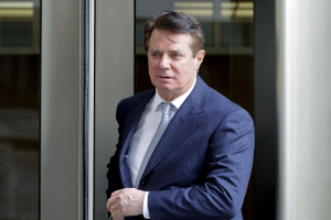 Manafort disbarred in DC