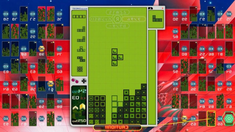 Technology: Tetris 99 gets offline modes, battle royale