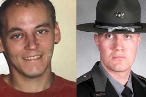 Trooper who struck, killed driver in head-on crash pleads not guilty