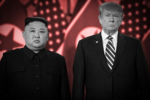 Trump and Kim battled subordinates ahead of spike in tensions