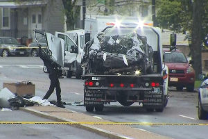Woman Killed In Weekend East Boston Crash Identified