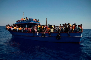 At least 70 migrants feared dead off Tunisia coast