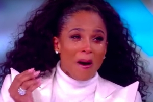 Emotional Ciara Breaks Into Tears On 'The View' After Husband Russell Wilson's Mother's Day Surprise