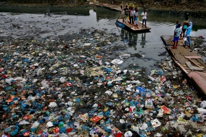 UN: Plastic waste pact approved with US among few holdouts