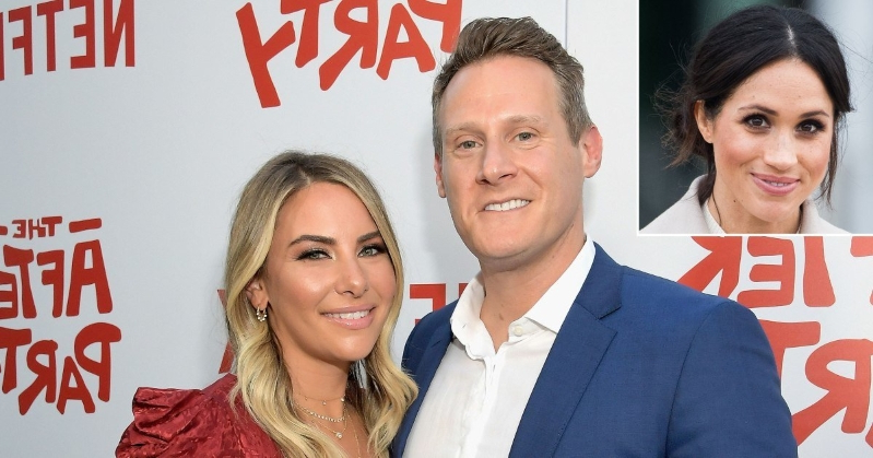 Entertainment: Meghan Markle's Ex-Husband Trevor Engelson