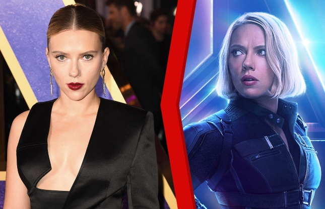Avengers: Endgame directors cut Black Widow scene