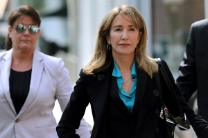 Felicity Huffman expected to plead guilty Monday in college scandal