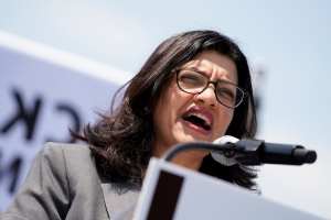 House Republicans criticize Rep. Tlaib over remarks on Holocaust, Israel