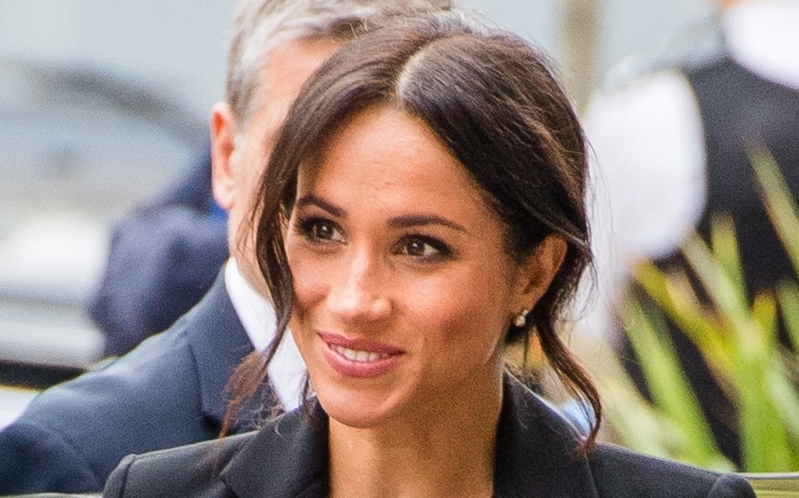 Meghan Markle And Prince Harry Post Baby-Feet Photo For Mother's Day
