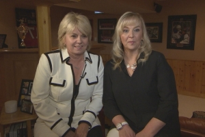 Mothers of NHL's Connor McDavid and Connor Brown reflect on raising elite hockey players