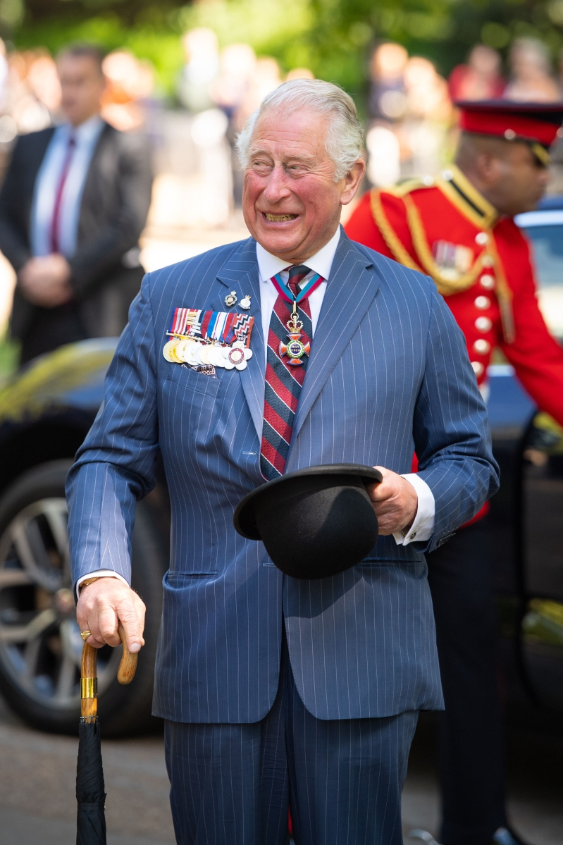 Prince Charles to launch £10 million veteran charity appeal