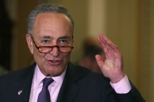 Schumer backs Senate bill aimed at curbing spam robocalls