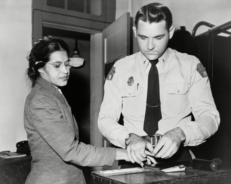 Supreme Court rejects appeal over Rosa Parks coat