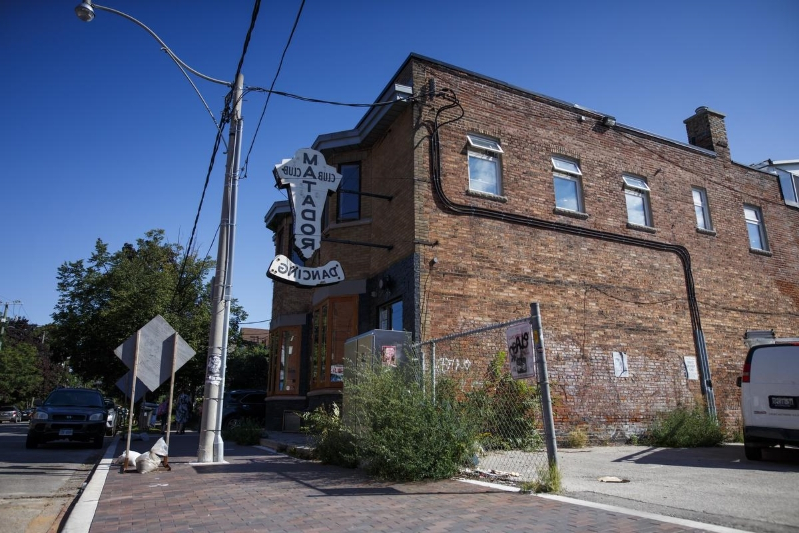 Toronto's beloved Matador sold to condo developers: 'It feels like losing a family member'