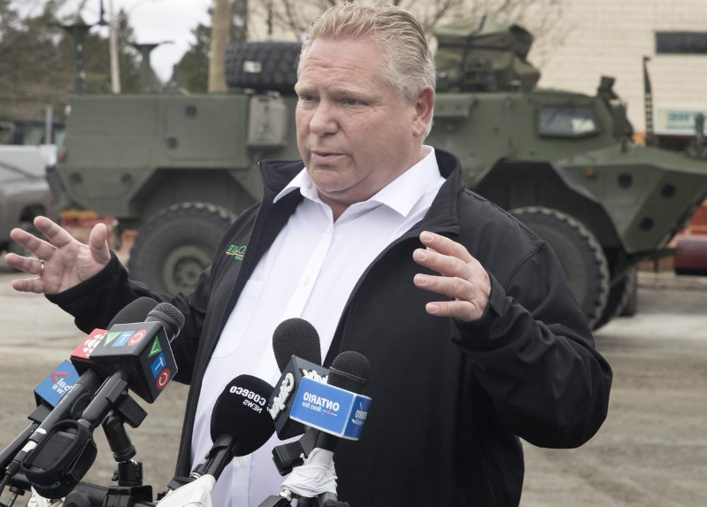 Toronto Tory MPPs say they stand by Ford's budget cuts