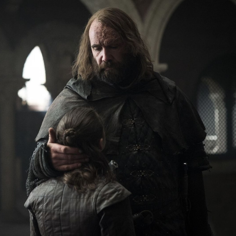 Why This Moment Between Arya and the Hound HAD to Happen on Game of Thrones
