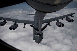 Air Force sends message to Iran by releasing images of Bomber Task Force mission