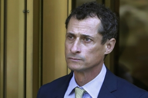 Anthony Weiner released from halfway house in Bronx as he completes sentence for sexting 15-year-old girl