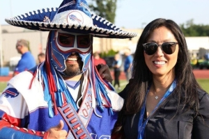 Bills superfan 'Pancho Billa' dies following cancer battle