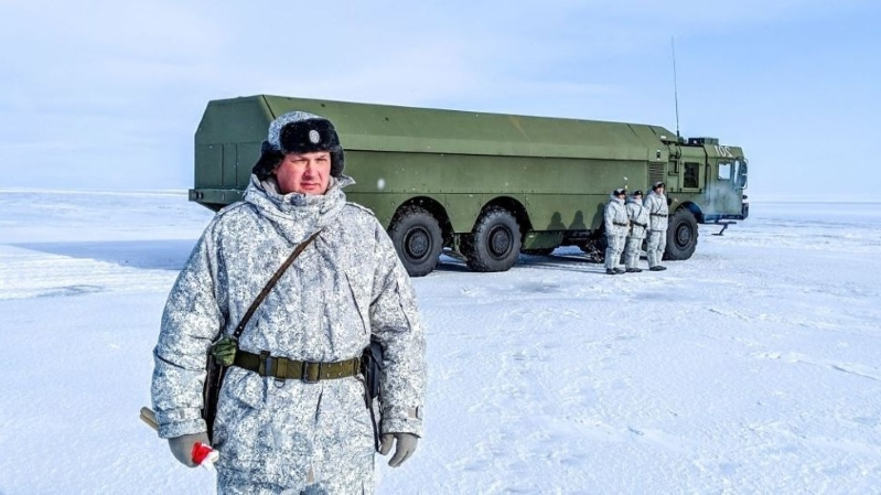 China, Russia move into the Arctic — and put US at risk