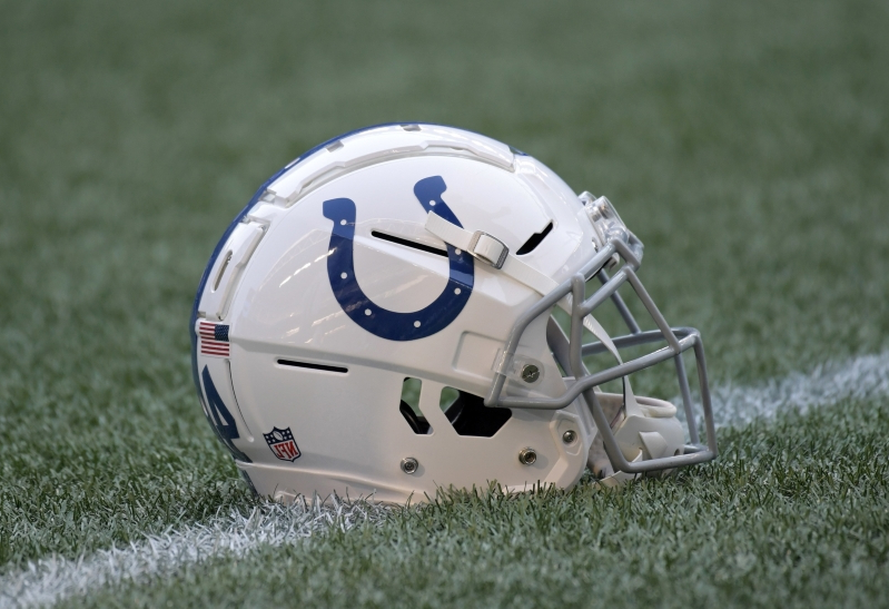 Dozens of shots fired into home of Colts assistant Parks Frazier