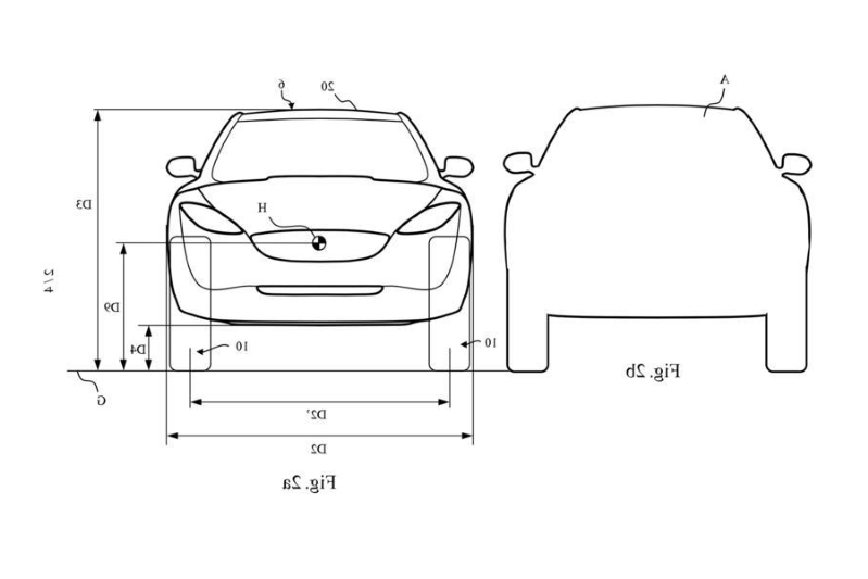 Dyson electric car: new patents show mould-breaking design