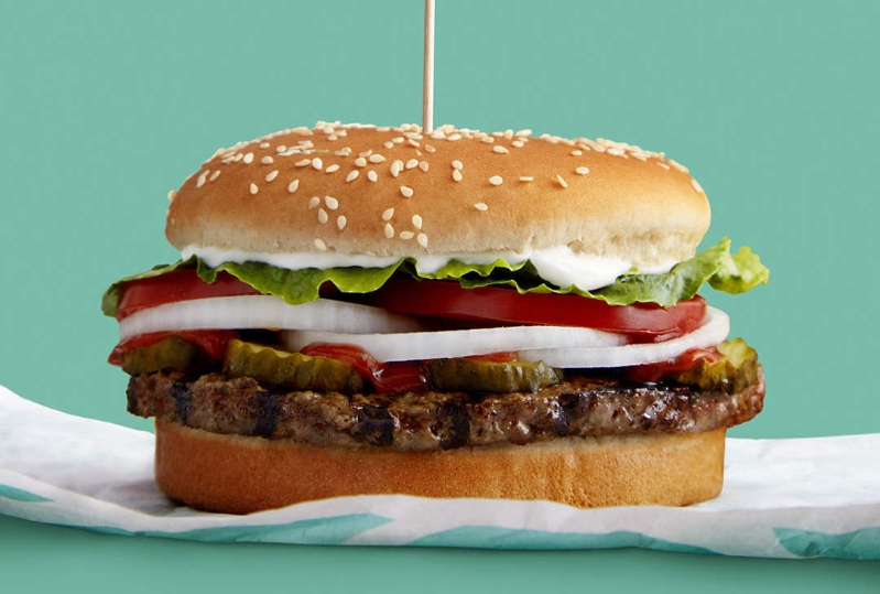 Here's Every City Where You Can Get Burger King's New Impossible Whopper