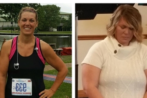 'How I Lost 125 Pounds and Ran My First Half Marathon'