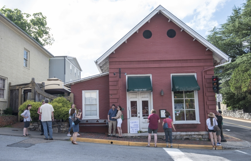 I own the Red Hen restaurant that asked Sarah Sanders to leave. Resistance isn't futile.